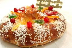 Brioche des rois photo 4